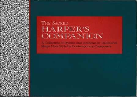 The Sacred Harper's Companion Cover