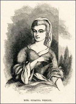 Susanna Wesley