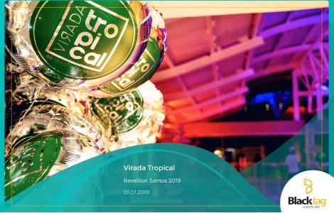 Virada Tropical | Reveillon Santos 2019