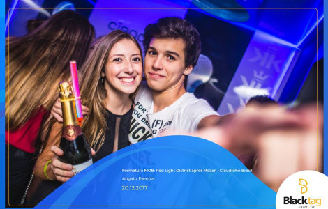 Formatura MOB: Red Light District apres McLan | Claudinho Brasil