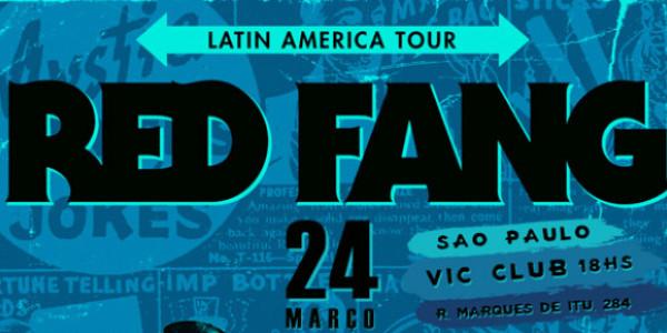 Red Fang - São Paulo