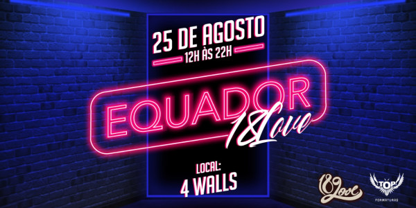 Equador 18Love