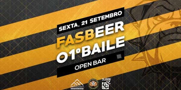 Fasbeer - O 1º Baile