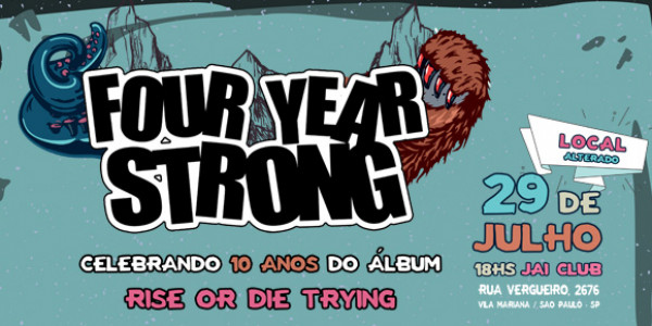Four Year Strong - SP