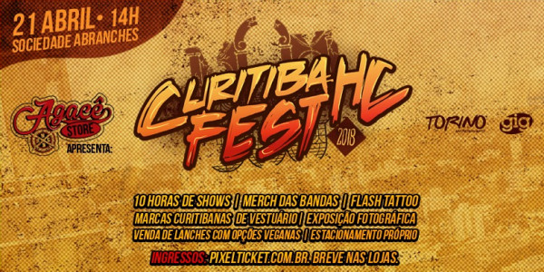 Curitiba HC Fest 2018