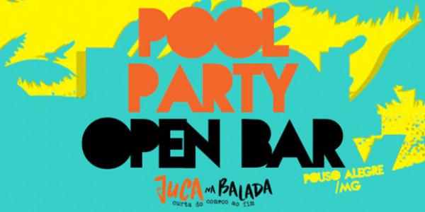 Pool Party - Juca na Balada - Bloco do Juca 2018