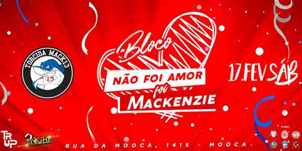 Não Foi Amor, Foi Mackenzie