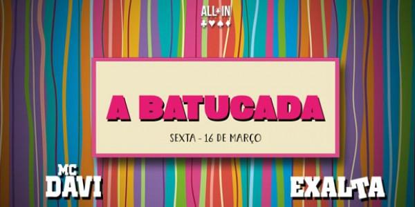 A Batucada - Exalta e Mc Davi