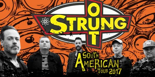 Strung Out - São Paulo