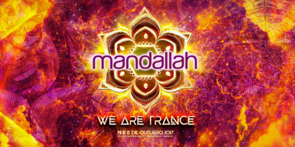 Mandallah - 2017 - Transporte Open Bar + Ingresso