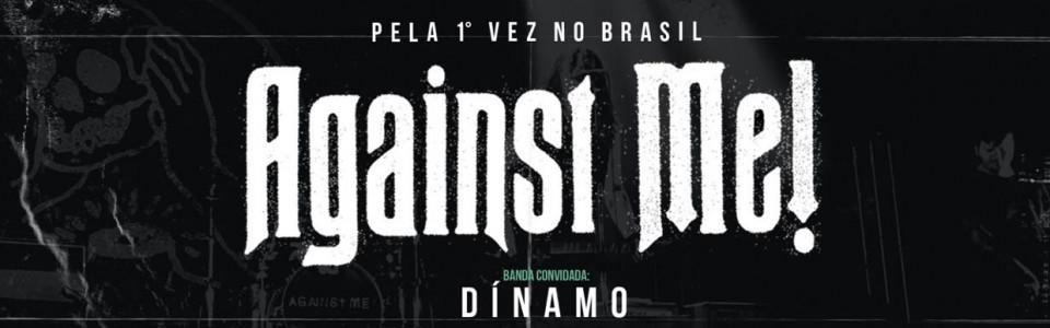 Against Me! em Curitiba