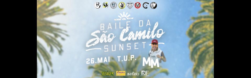 Baile da São Camilo | Sunset - Mc MM