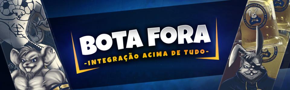 BOTA FORA - INTEGRAÇÃO ACIMA DE TUDO