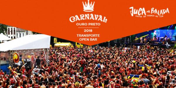 Transporte Ouro Preto - Open Bar