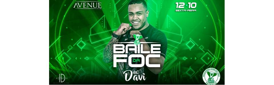 Mc Davi ║ Baile da FOC