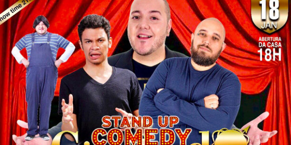 Stand Up Comedy Giramundo