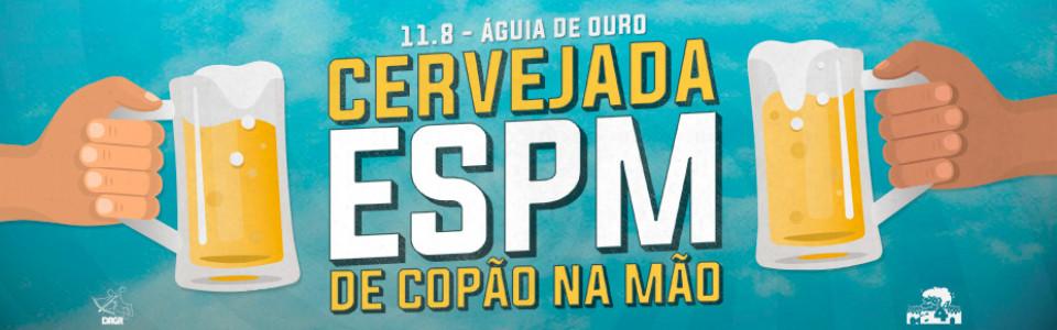 Cervejada ESPM: De Copao na Mão