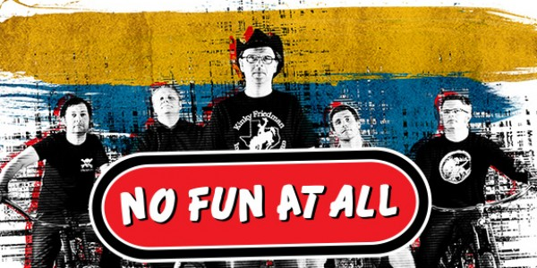 No Fun At All - Florianópolis