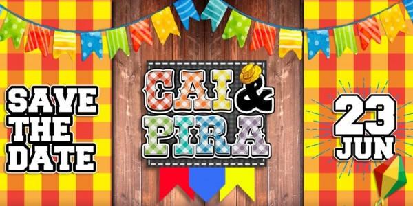 Cai&Pira - Festa Junina