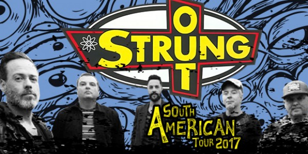 Strung Out - Porto Alegre