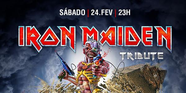Tributo ao Iron Maiden - Rio de Janeiro