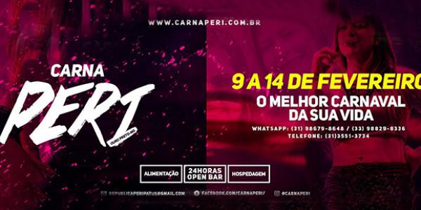 Carnaval Ouro Preto - CarnaPeri 2018