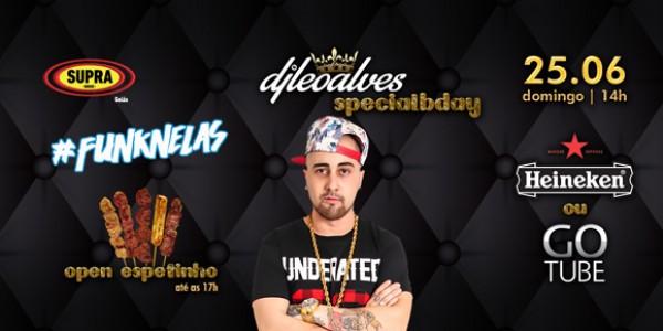 Funk Nelas, Special Bday DJ Léo Alves no Supra House