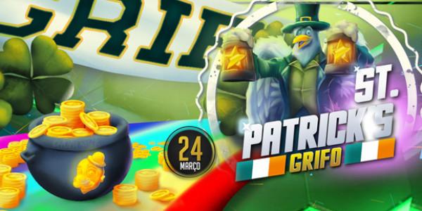 St. Patrick's Grifo| Em busca do pote de ouro
