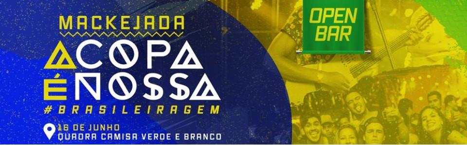 Mackejada- A Copa é Nossa