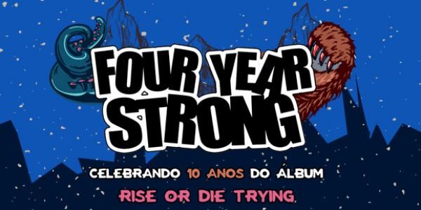 Four Year Strong - Curitiba