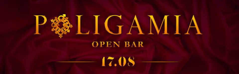 Poligamia - Open Bar