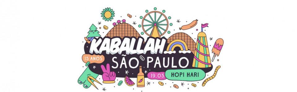 Kaballah Festival 15 Anos