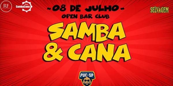 Samba & Cana - Lucas Vaz e SambaCana