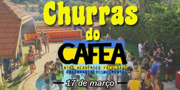 Churras do CAFEA 2018
