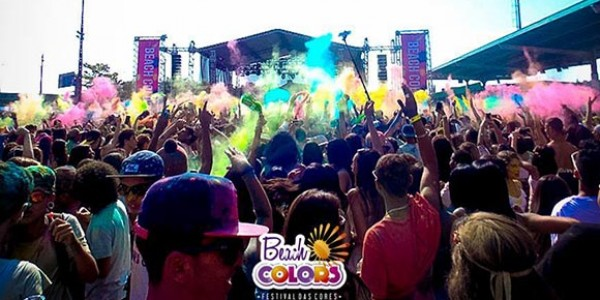 Beach Colors Festival - Santos / SP