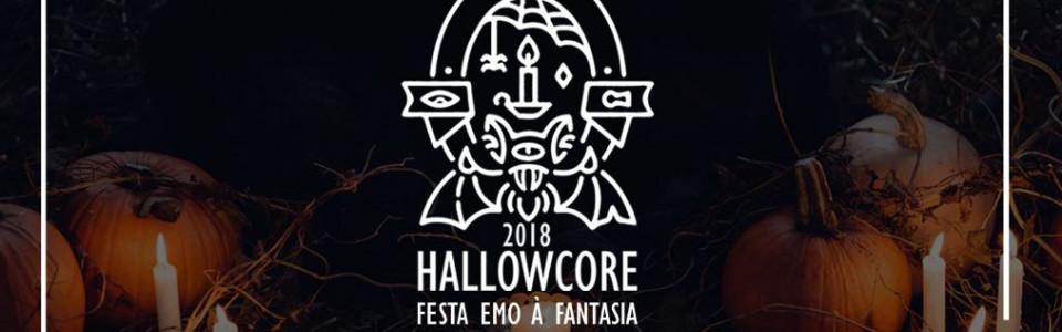 HALLOWCORE - A Festa Emo à Fantasia