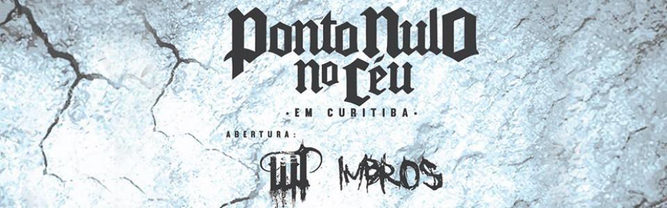 Ponto Nulo no Céu em Curitiba!