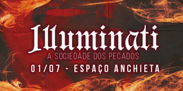 Illuminati   A Sociedade dos Pecados