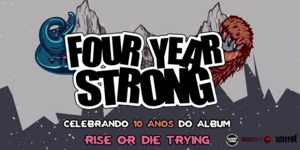 Four Year Strong - Porto Alegre