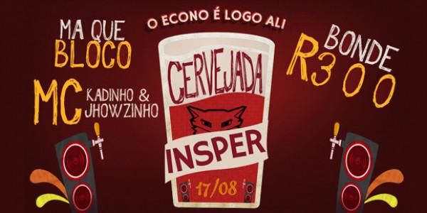 Cervejada Insper - O Econo É Logo Ali