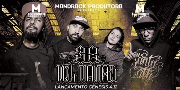 "38 mil manos - lançamento "" Genesis 4.12"""