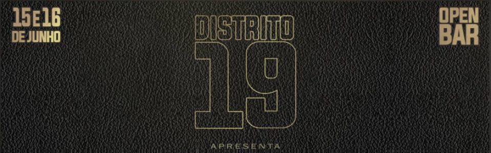 Distrito 19 - Especial 1 Ano