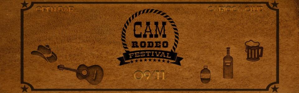 CAM Rodeo Festival 2018 | OPEN BAR