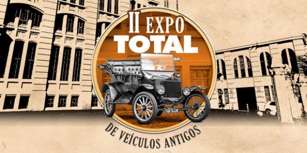II Expo TOTAL de Veículos Antigos