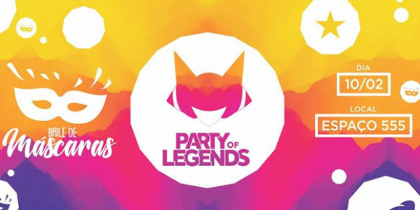 Party of Legends - Baile de Mascaras