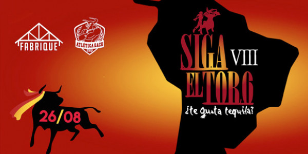 Siga El Toro VIII - Te gusta tequila