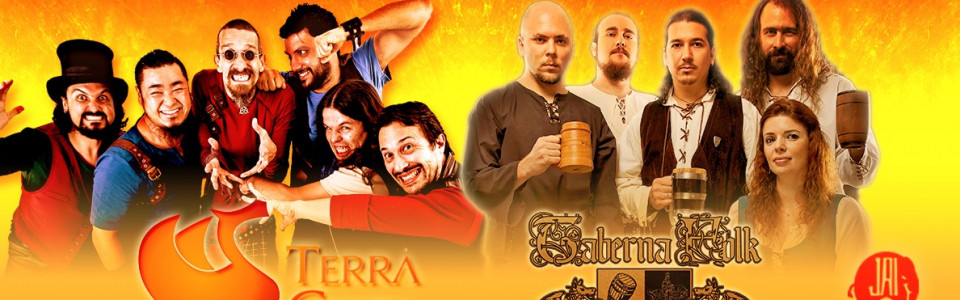 Terra Celta & Taberna Folk em SP - Jai Club