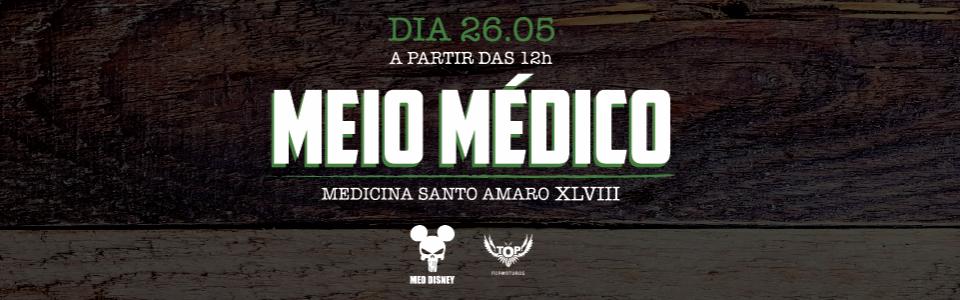 Meio Médico - Medicina Unisa