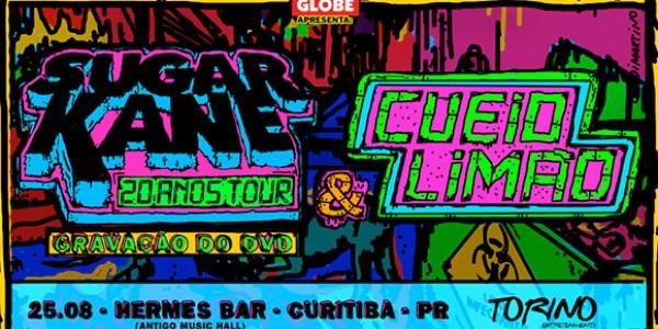 Sugar Kane (Gravação do DVD) em Curitiba