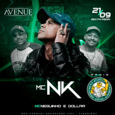 Avenue Club ║ NK e Neguinho e Dollar ║ Fecap